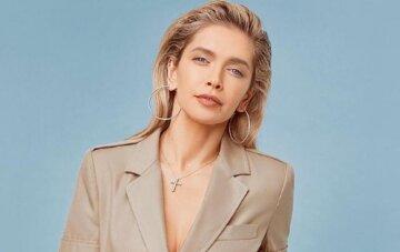 """Брежнєва в стильному костюмчику блиснула фігурою на заздрість 20-річним: """"Складно повірити, що Віра..."""""""