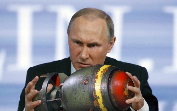 Путин пригрозил миру новыми ракетами: «только дырки заклеить нужно»