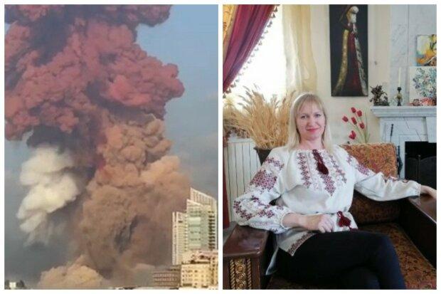 """""""Не впізнати, це одні руїни"""": українка розповіла, як виглядає Бейрут після вибуху"""