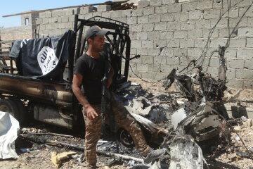ирак взрыв игил смертник