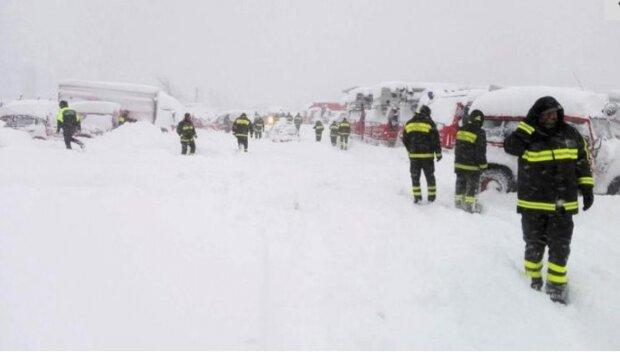 Снежный плен: в Италии спасли еще шестерых