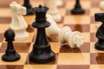 отставка, шахматы, шах и мат, игра