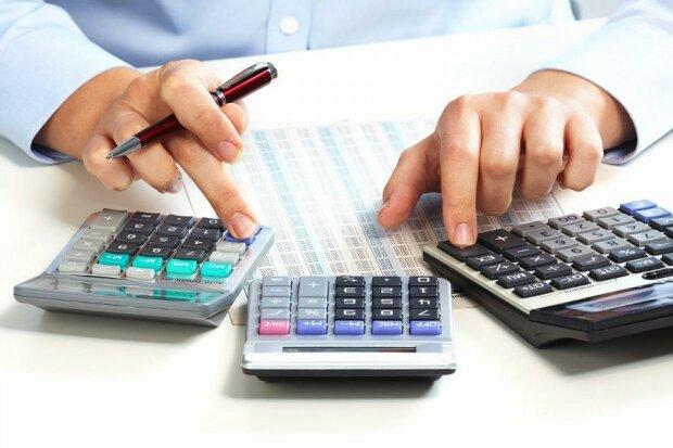 документ налоги