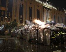 грузия, тбилиси, протест, бунт