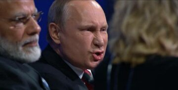 Голос мультяшний і рука смикається: Путін спантеличив зовнішнім виглядом