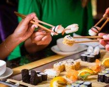 ресторан, кафе, суши