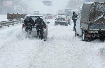 Украинцев предупредили о стихийных бедствиях в декабре