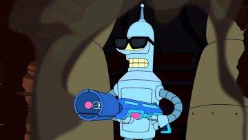 Бендер робот убить всех людей