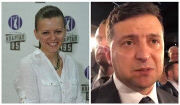 """Зеленский обещал, что кумовства не будет: подругу президента из """"Квартала 95"""" вот-вот назначат на должность во власти"""