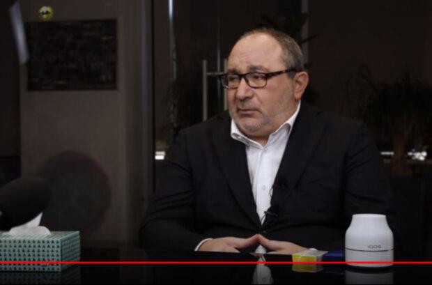 Журналисты показали, как плохо выглядит Геннадий Кернес. ФОТО