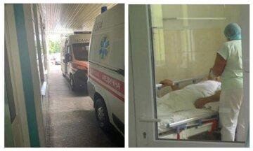 """В інфекціонці на Одещині немає місць, лікарі на межі: """"хворі ділять один з одним..."""""""