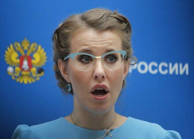 """Собчак в улюбленій манері врізала росіянам правду: """"Вже краще Путін..."""""""