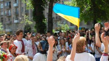 украина, украинцы, флаг