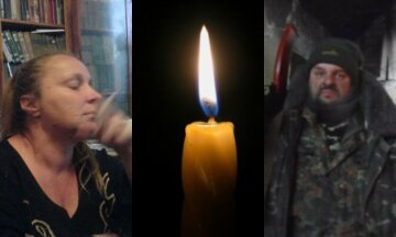 Осиротела дочь: через день после смерти героя ДАП не стало его жены