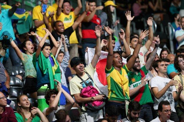олимпиада рио болельщики