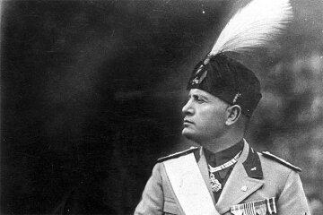 У Римі знайшли послання Муссоліні нащадкам