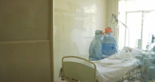больница, вирус, реанимация