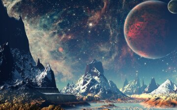 экзопланета, планеты, космос