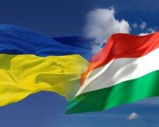 флаг Венгрия,