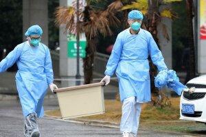 епідемія, вірус, китай