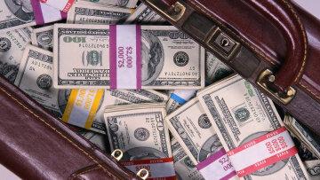 Деньги-доллары