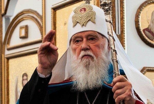 Филарет в ожидании официального заявления от Варфоломея: в Москве снова надо готовить мзду