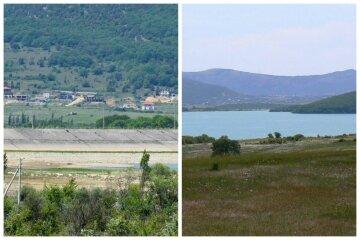 Найсильніша посуха накрила Крим, головна водойма Севастополя стрімко пересихає: кадри катастрофи