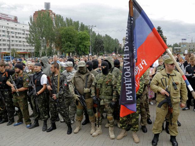 Боевики-ДНР-Новороссиия