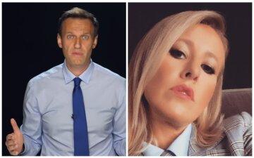 """Олексій Навальний затаїв образу на Собчак, з'ясувалася причина: """"Йому не сподобалося..."""""""