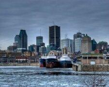 канада, берег, корабли, судно, промысел, китобои