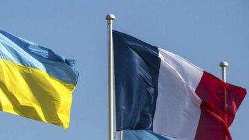Украина Франция