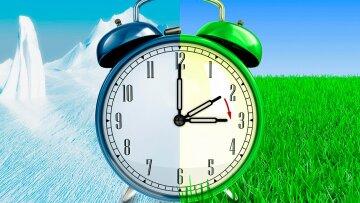 переход на летнее время, часы