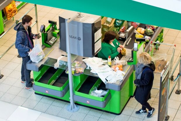 магазин, супермаркет, покупка