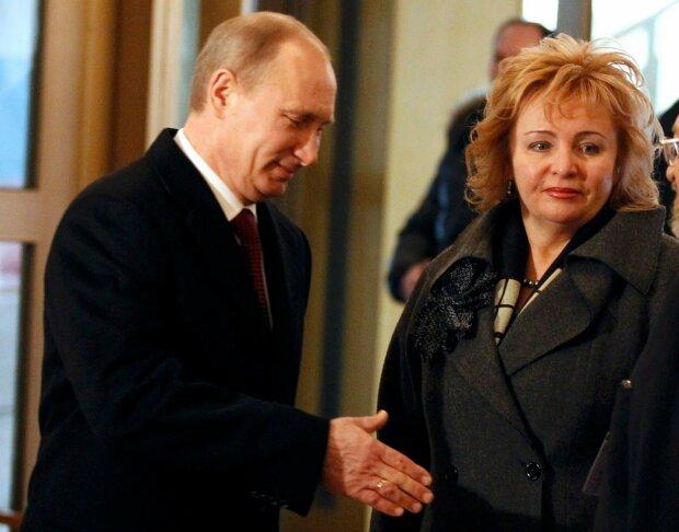 Дороге розлучення: колишня дружина Путіна провернула гучну фінансову аферу