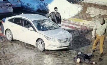 """Стало известно, кто стал жертвой фатального конфликта с таксистом в центре Киева: """"Скромный, порядочный и..."""""""