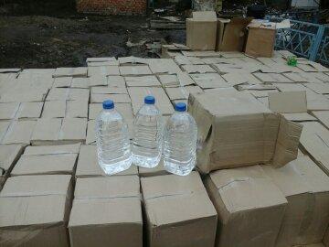 Молдаванина задержали за контрабанду спирта в Украину
