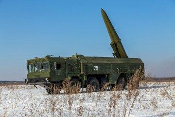искандер, ракета