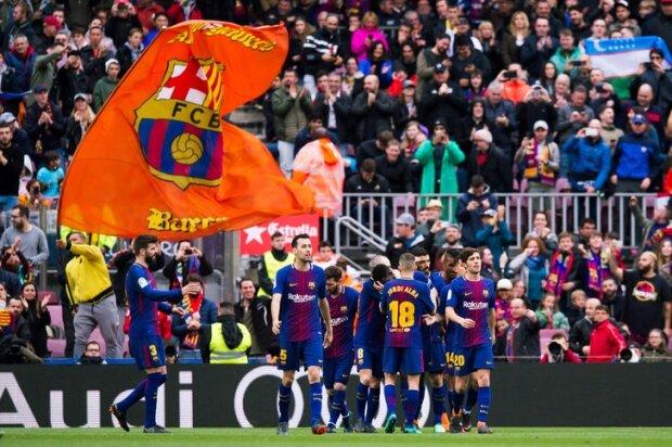 У Барселоні обрушилася трибуна стадіону з уболівальниками: кадри жахливої НП