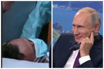"""У Путина заистерили после слов немецких врачей об отравлении Навального: """"Мы не понимаем..."""""""