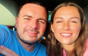 Григорій решетник з дружиною, Христина