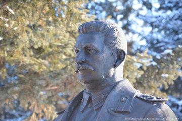 Сталин, памятник
