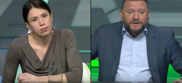 """""""Есть веревка и мыло"""": Добкин и Черновол сцепились в прямом эфире, эпичное видео"""