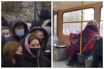 """""""Одесса - многоязычный город"""": жителей города возмутил громкий скандал с пенсионеркой в трамвае"""
