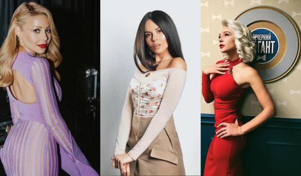 """Тіна Кароль, Каменських, Ані Лорак, Івлеєва та інші зірки, які """"приховують вагітність"""": особисті фото"""