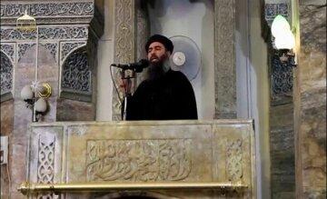 лидер ИГИЛ Абу-Бакр аль-Багдади