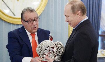 Путин царь