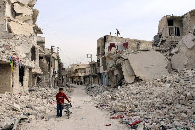 Алеппо Сирия