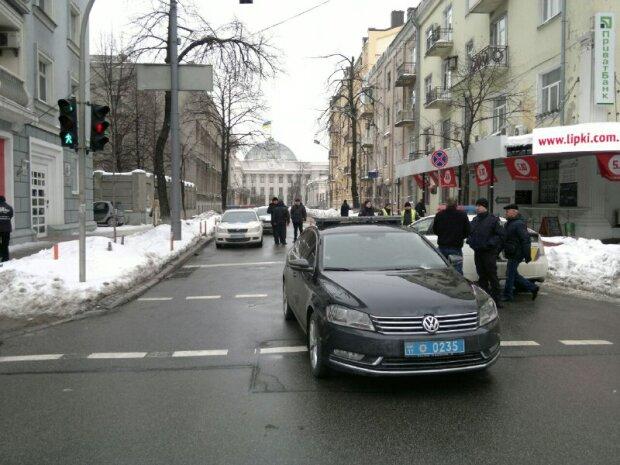 ДТП кортеж Порошенко