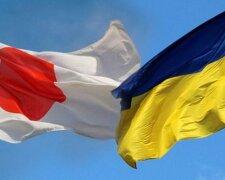 Украина и Япония