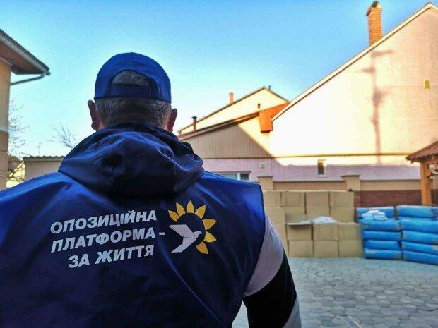 Помощь от Медведчука и Марченко прибыла на Закарпатье: маски и тесты ПЦР для семейных врачей и больниц